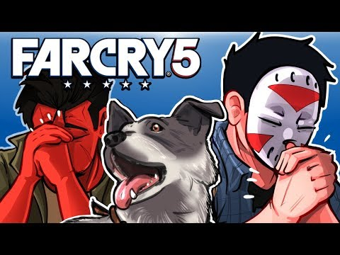 Far Cry 5 - Found a Dog and was Kidnapped! Ep. 3!
