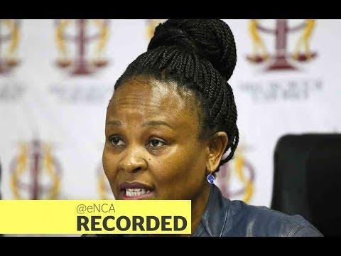 Public Protector Busisiwe Mkhwebane in ConCourt to reverse North Gauteng High Court order