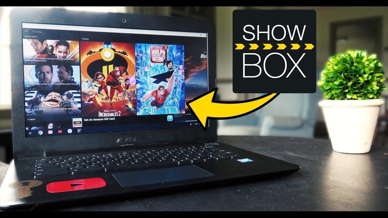 ShowBox on Chromebook?! | APK [JULY 2019]