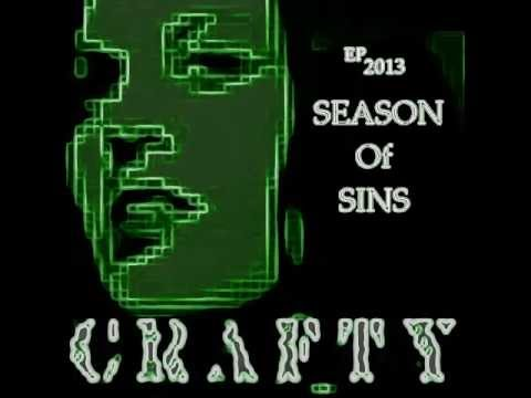 "CRAFTY-MUSIC ""SEASON OF SINS"" EP TEASE 2013"