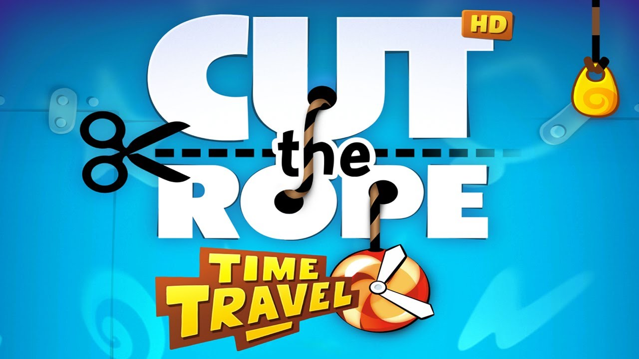 Cut the Rope: Time Travel - iPhone/iPod Touch/iPad - HD Gameplay Trailer