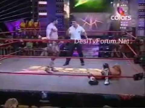 Goonga VS Ryan Cage - 100% De Dhana Dhan (2009)