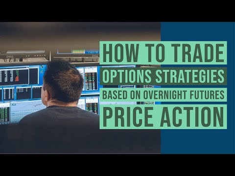 How to Trade Options Strategies Based on Overnight Futures Price Action