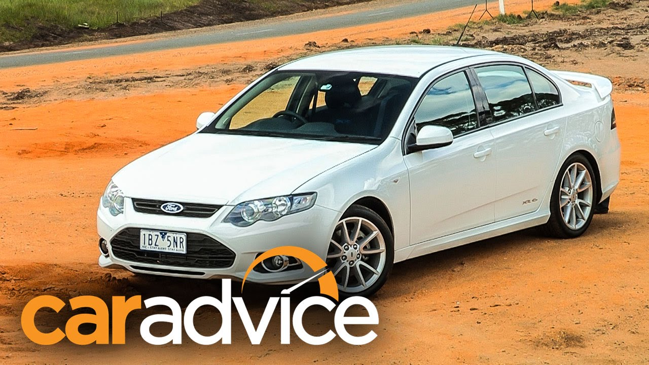 2014 Ford Falcon XR6 Turbo FG review  YouTube