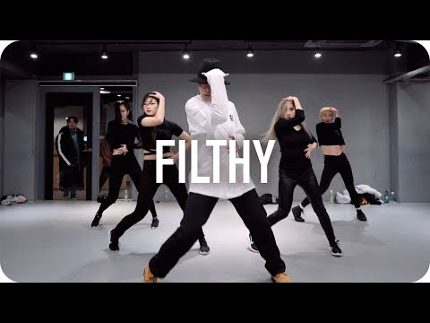 Filthy  Justin Timberlake  Jinwoo Yoon Choreography