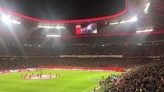 FC Bayern vs Borussia Dortmund | Mannschaftsaufstellung LIVE aus der Allianz Arena | 9.11.2019