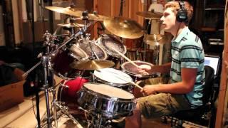 Smile - Avril Lavigne Drum Cover