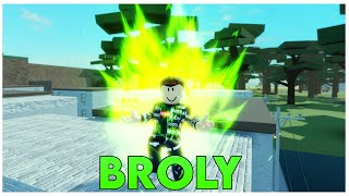 [AUT] Broly Showcase + H๐w to Get!