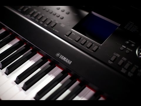 amazing yamaha psr ew400 keyboard quick overview. Black Bedroom Furniture Sets. Home Design Ideas
