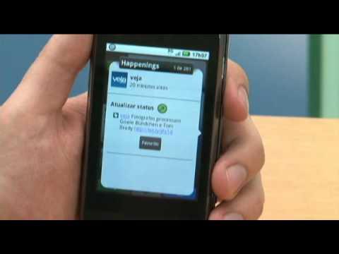 Mexemos no Motorola Dext (com Android!)