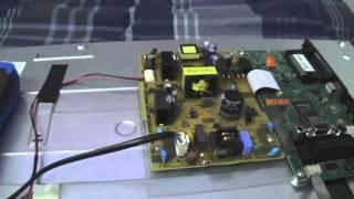 Led Tv Backlight Repair Stacking Method