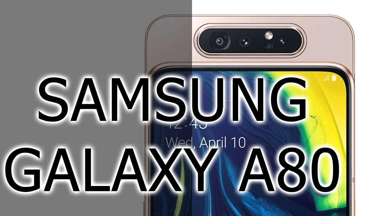 ОБЗОР-СРАВНЕНИЕ | <b>Samsung Galaxy</b> A70 и A80 - YouTube