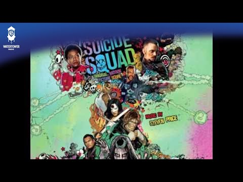 Suicide Squad Score - FIRST LISTEN - Task Force X - Steven Price
