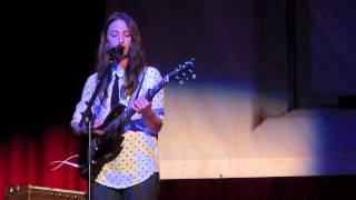 come round soon - sara bareilles (live in vancouver may 9th '13)