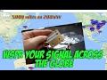 Shhhhhhh!! WSPRLITE Review - K6UDA Radio Episode 44