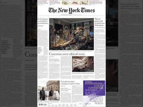 International Herald Tribune   Wikipedia Audio Article
