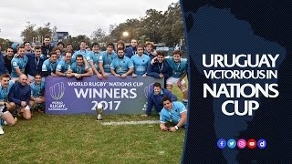 Uruguay v Spain | Highlights: Los Teros win Nations Cup thumbnail