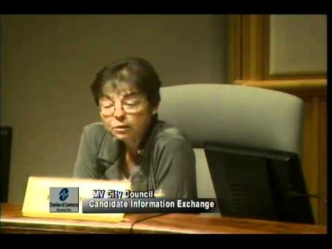 Mountain View Council Candidate Information Exchange 2010 (part 1)