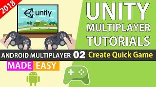 Unity Realtime Multiplayer Google Play Game Services (02)