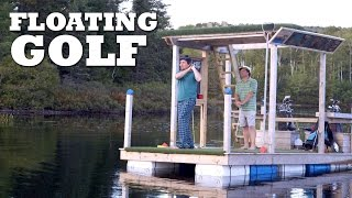 The Floating Golf Course