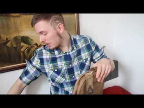 Офицерская сумка Splav «Компакт» малая. Обзор