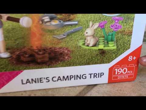 Lego - Lanie's Camping Trip