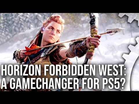 Horizon Forbidden West PS5 Trailer Analysis: The Decima Engine Evolves!