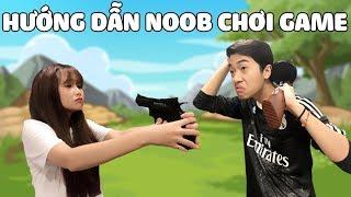 CrisDevilGamer HƯỚNG DẪN NOOB Mai Quỳnh Anh CHƠI GAME thumbnail