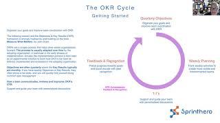 ExOperiences #9 -OKR for ExO