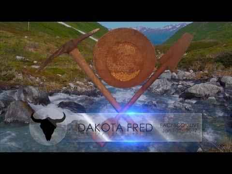 Dakota Fred Facebook Live 1-10-2017