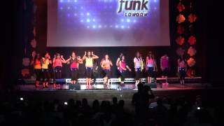 ABCD Yaariyan - Shiamak Summer Funk - London 2014