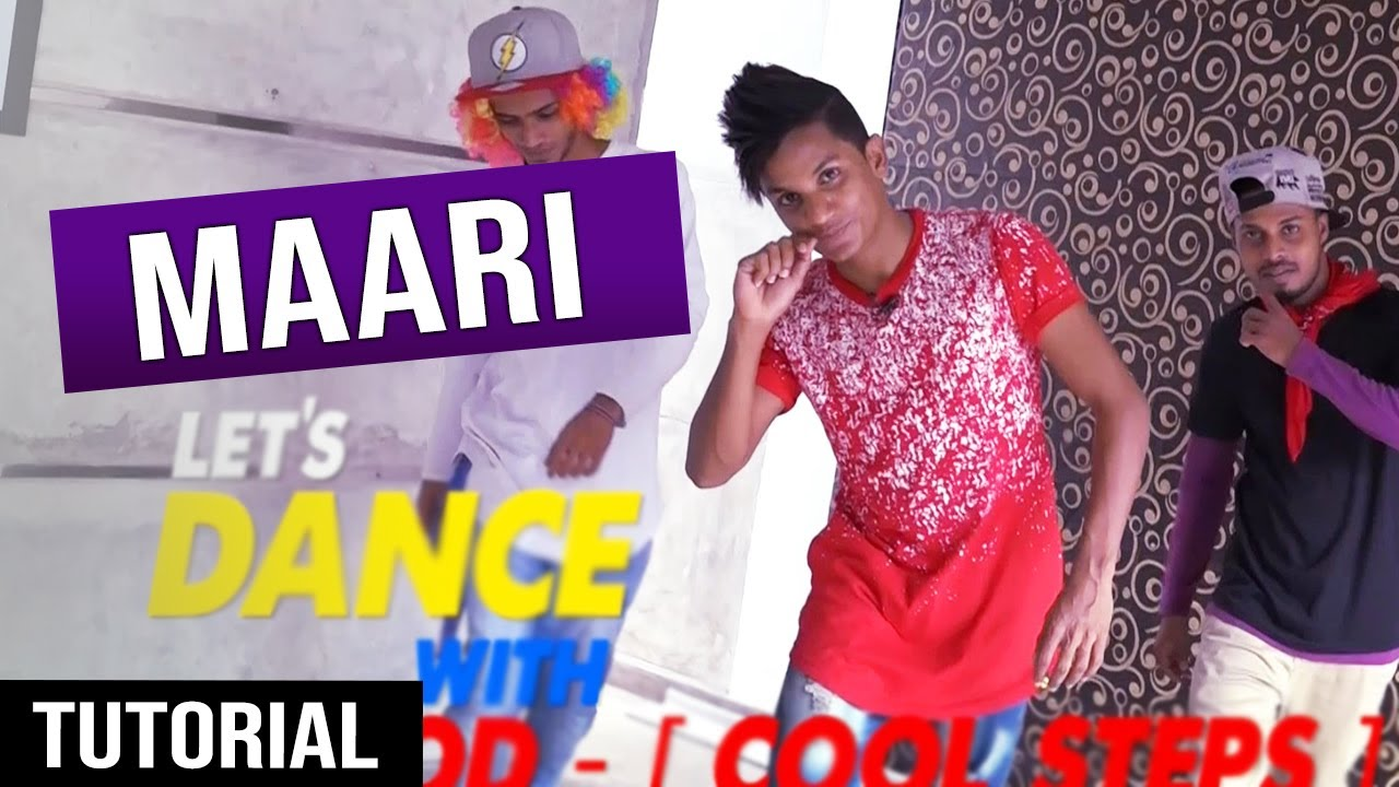Download HOW TO DANCE TO MAARI || Ep.17 - LeT's DaNcE RaMoD with COOL STEPS !!!