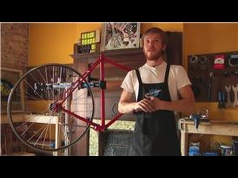 Bicycle Maintenance  : How to Convert a Bike to Fixed Gear