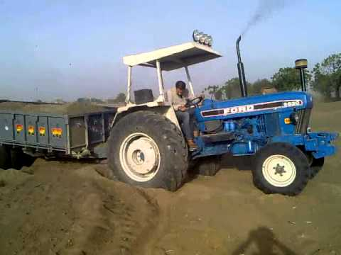 New holland 5630