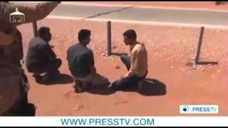 Al-Qaeda Linked Al-Nusra Front Rebels Kill Alawite Truck Drivers Execution Style in Syria