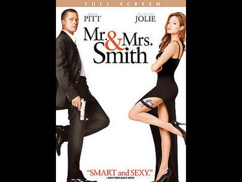 Opening To Mr Mrs Smith 2005 Dvd Youtube