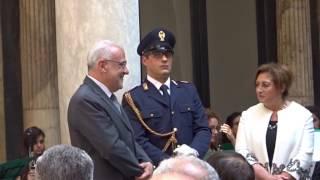 Consegna Onorificenza di Commendatore ad Andrea Chiappori 2 giugno 2017