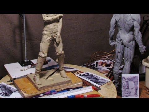 Sculpting With Lemon - Morning Joe - He Gets Boots and Pants