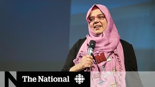 How stand-up helped a Muslim comedian find her voice  CBC Short Doc
