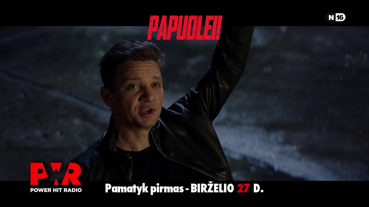 Azartiškiausią vasaros komediją PAPUOLEI! - pamatyk pirmas Power Hit Radio premjeroje!