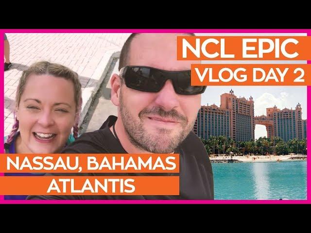 Atlantis Aquaventure Day Pass | Norwegian Epic Cruise Vlog Day 02