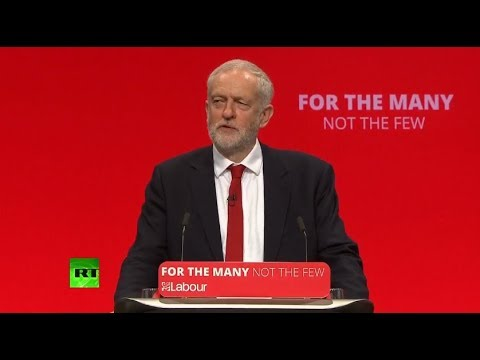 LIVE: Jeremy Corbyn addresses Labour conference in Brighton