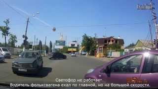 Подборка дтп в Одессе(, 2014-06-18T21:16:50.000Z)