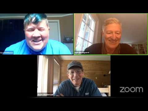 Live Chat With Rob Bierregaard And Scott Weidensaul  2020 07 01