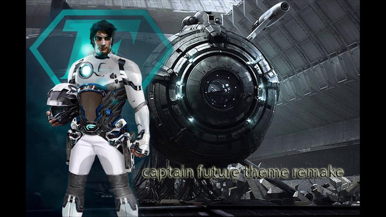 Captain Future Intro