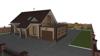 видео Эскизные проекты домов