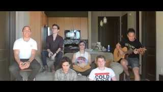 Rixton Rob Thomas Rihanna- Broken Heart Lonely No More Unfaithful (Acoustic Cover) - Midnight Red