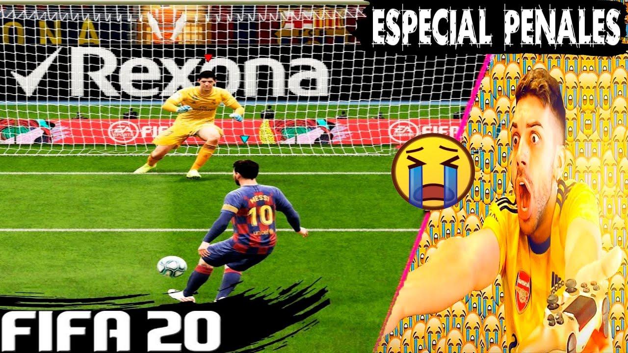 DjMaRiiO Especial Penales En Fifa 20