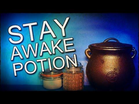 How To Make A Potion To Help You Stay Awake