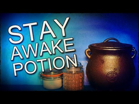 what helps you stay awake